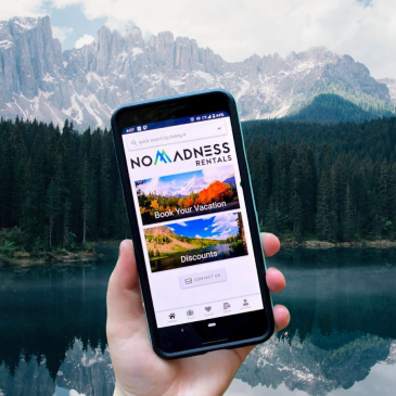 The New Nomadness Rentals App